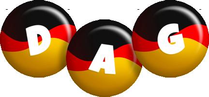 Dag german logo