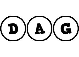 Dag handy logo