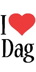 Dag i-love logo