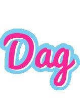 Dag popstar logo