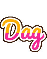 Dag smoothie logo