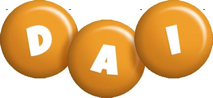 Dai candy-orange logo