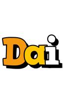 Dai cartoon logo