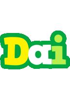 Dai soccer logo