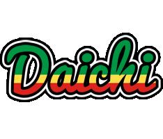 Daichi african logo