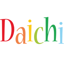 Daichi birthday logo
