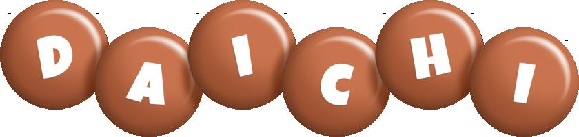 Daichi candy-brown logo