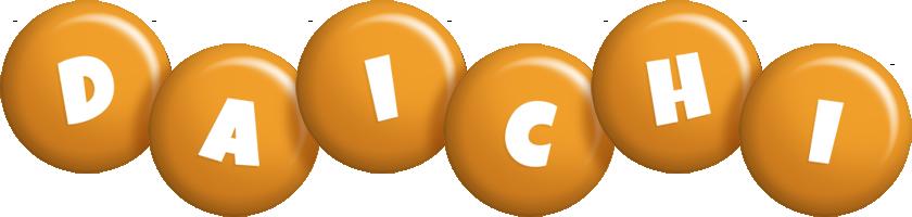 Daichi candy-orange logo