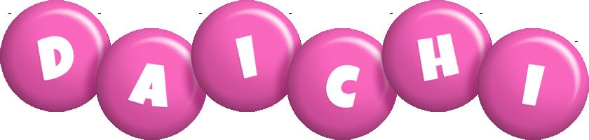 Daichi candy-pink logo