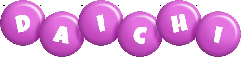 Daichi candy-purple logo