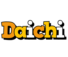Daichi cartoon logo