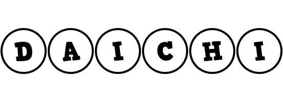 Daichi handy logo