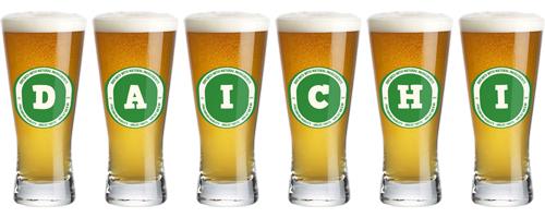 Daichi lager logo