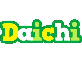Daichi soccer logo