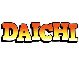 Daichi sunset logo