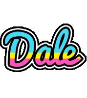 Dale circus logo