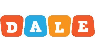 Dale comics logo