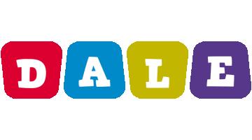 Dale daycare logo