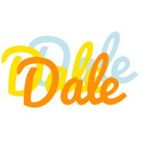 Dale energy logo
