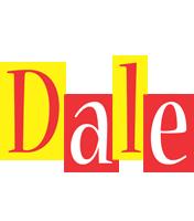 Dale errors logo
