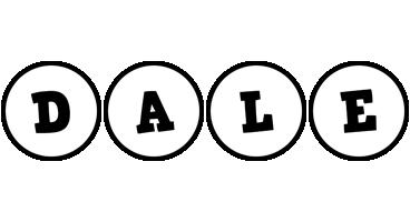 Dale handy logo