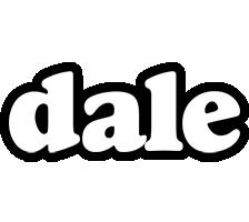 Dale panda logo