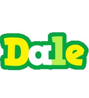 Dale soccer logo