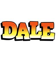 Dale sunset logo