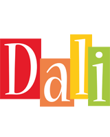 Dali colors logo