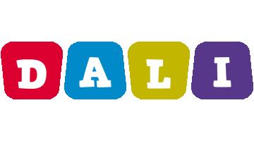 Dali kiddo logo