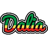 Dalia african logo
