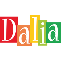 Dalia colors logo