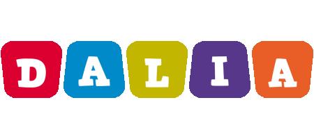 Dalia daycare logo