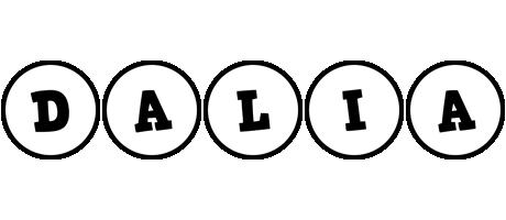 Dalia handy logo