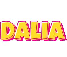 Dalia kaboom logo
