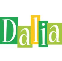 Dalia lemonade logo
