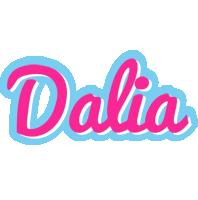 Dalia popstar logo