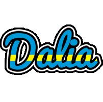 Dalia sweden logo