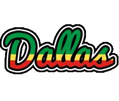Dallas african logo