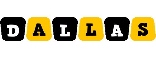 Dallas boots logo