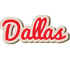 Dallas chocolate logo