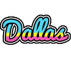 Dallas circus logo