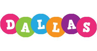 Dallas friends logo