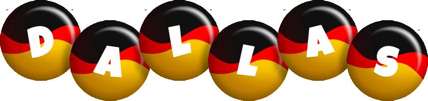 Dallas german logo
