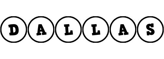 Dallas handy logo
