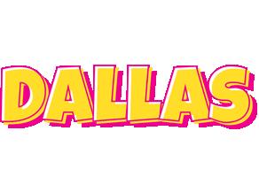 Dallas kaboom logo