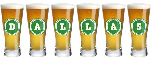Dallas lager logo