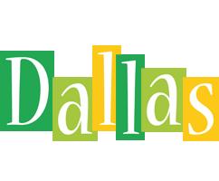 Dallas lemonade logo