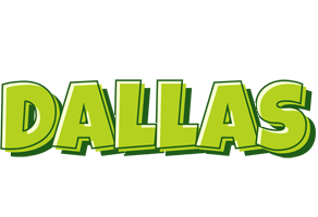 Dallas summer logo