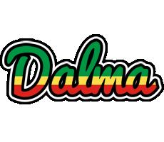 Dalma african logo